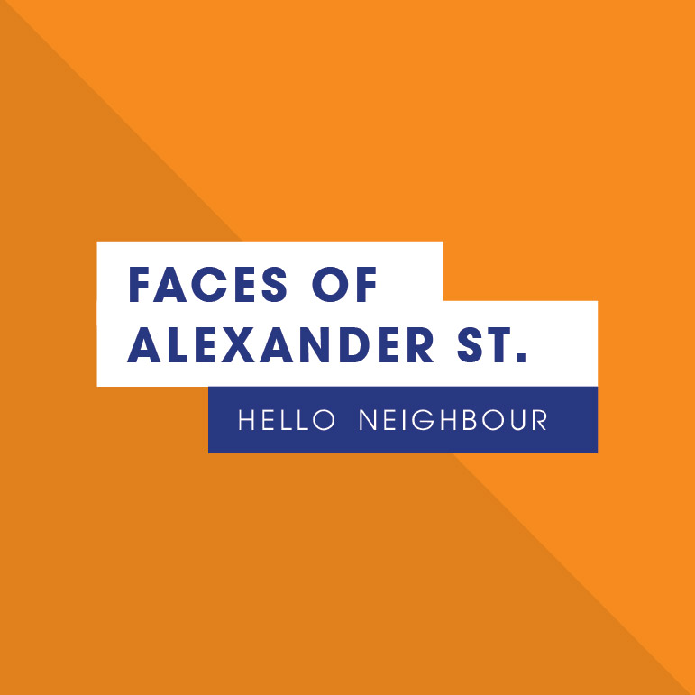 Faces of Alexander Street